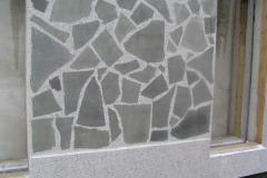 Harmaa graniitti ja Altan liuskekivi